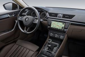 Škoda Kodiaq binnenkant